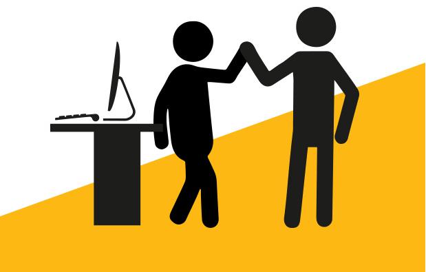 1 de 4 trabajadores se ve afectado por su trabajo diario frente al ordenador