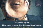 Curso In Company: Cómo actuar ante una visita de Inspección de Trabajo
