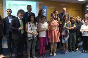 MAZ galardona ex aequo a todos los nominados en los III Premios Empresa Saludable