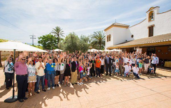 Schindler celebra 5 años sin accidentes en Granada, Almería y Jaén con una jornada social
