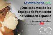 Tú participación en el Observatorio Equipos de Protección Individual tiene premio: 10 invitaciones al Congreso Prevencionar