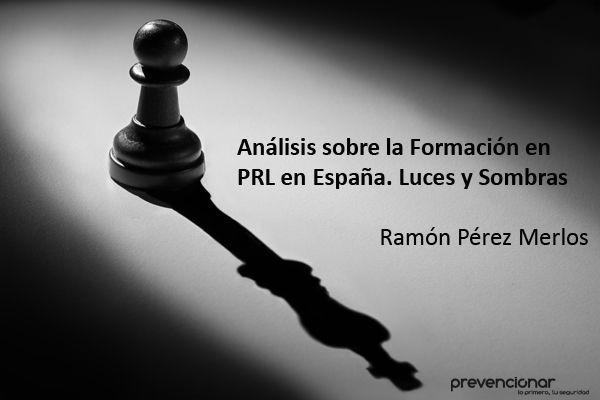 Análisis sobre la formación en PRL en España: Luces y Sombras (Libro gratuito)