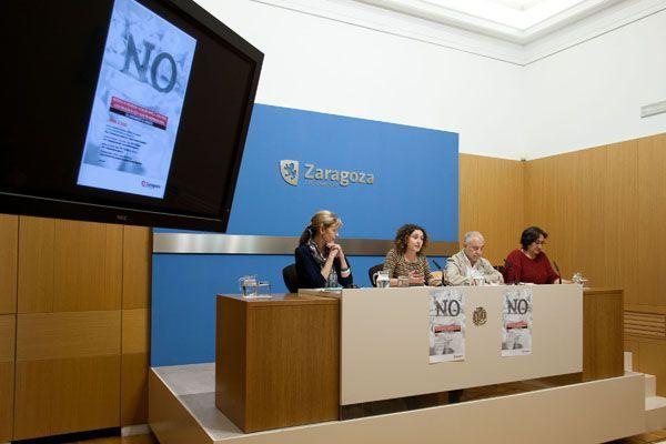 El ayuntamiento de Zaragoza presenta su protocolo frente al acoso sexual en el trabajo