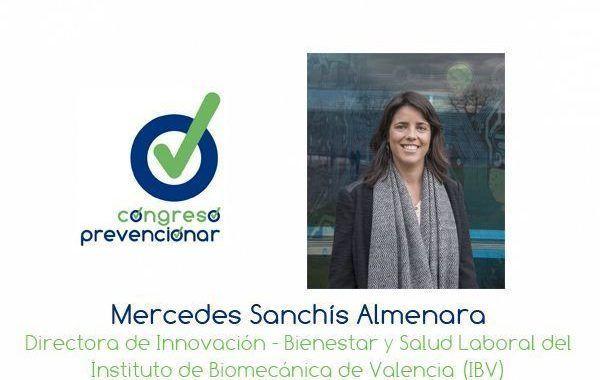 """Mercedes Sanchís """"La innovación en PRL es un elemento clave en la competitividad de las empresas"""""""