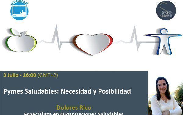 Webinar: Pymes Saludables, necesidad y posibilidad