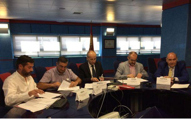 Firmado el Convenio Sectorial de los Servicios de Prevención Ajenos