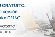 Webinar: Nueva Versión EcoGestor GMAO