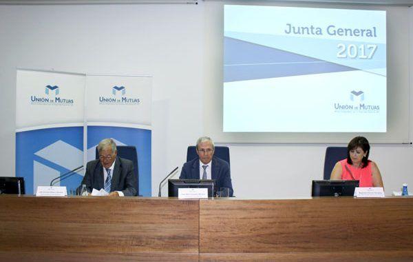 Unión de Mutuas obtiene un resultado positivo de 15'5 M€ en el ejercicio 2016