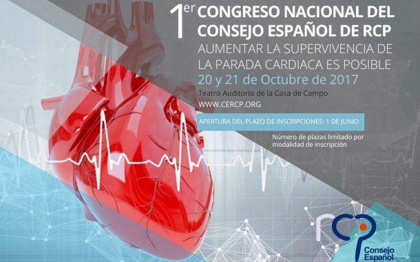 Congreso Nacional del Concejo Español de Resucitación Cardio Pulmonar RCP