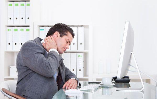 Posturas de trabajo: evaluación del riesgo