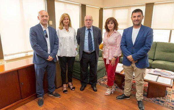 Cantabria firma un convenio de colaboración con las asociaciones de autónomos para fomentar la cultura preventiva