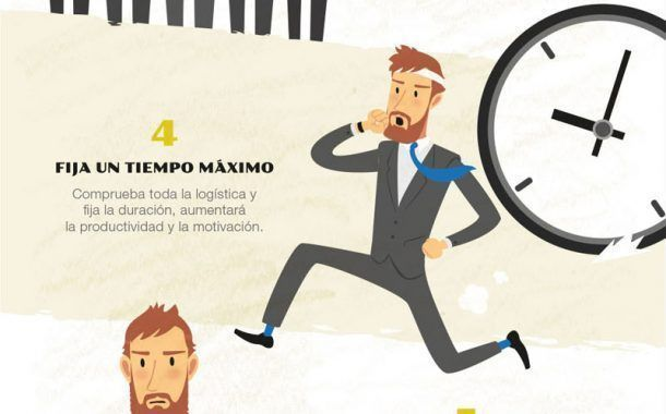 7 reglas para mejorar tus reuniones