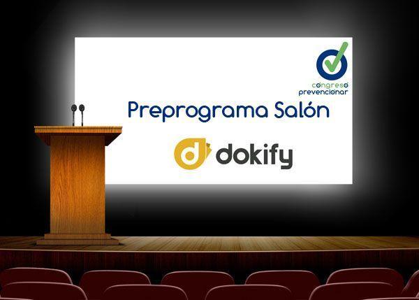 Congreso Prevencionar: Programa Salón Dokify
