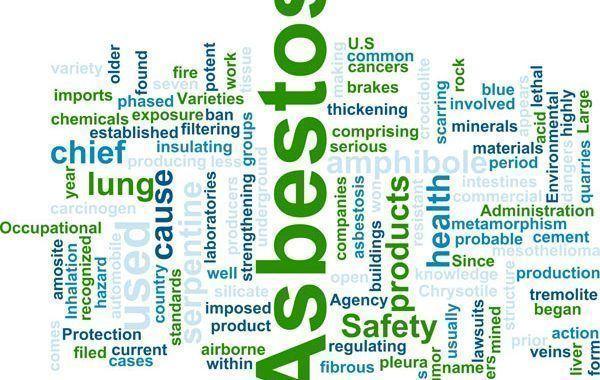 Tramitación, estudio y valoración de planes de trabajo con riesgo de exposición a amianto