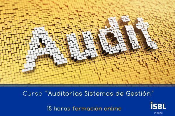 Curso Online: Auditorias sistemas de gestión