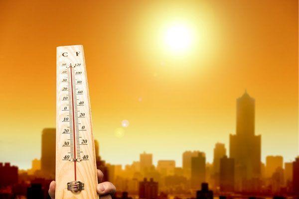 Ola de calor: cómo trabajar en agosto sin riesgos