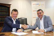 umivale y Equipo Humano firman un convenio para promover acciones que reduzcan el absentismo