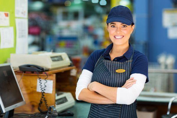 Manual de Prevención de Riesgos Laborales para cajeros/as de grandes superficies