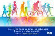 Curso OnLine: Modelos de Empresa Saludable - Diseño e Implementación