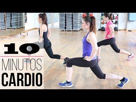 Tips de actividad física: 10  minutos de cardio