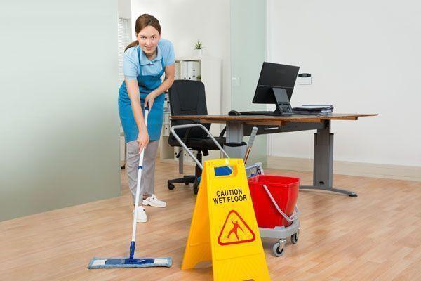 Manual sobre la prevención de riesgos en el sector de la limpieza