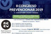 Dos días para que arranque el II Congreso Prevencionar
