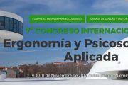7º Congreso Internacional de Ergonomía y Psicosociología Aplicada
