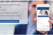 Mutua Universal, más cerca de sus trabajadores protegidos con el nuevo servicio digital de Zona Privada Paciente
