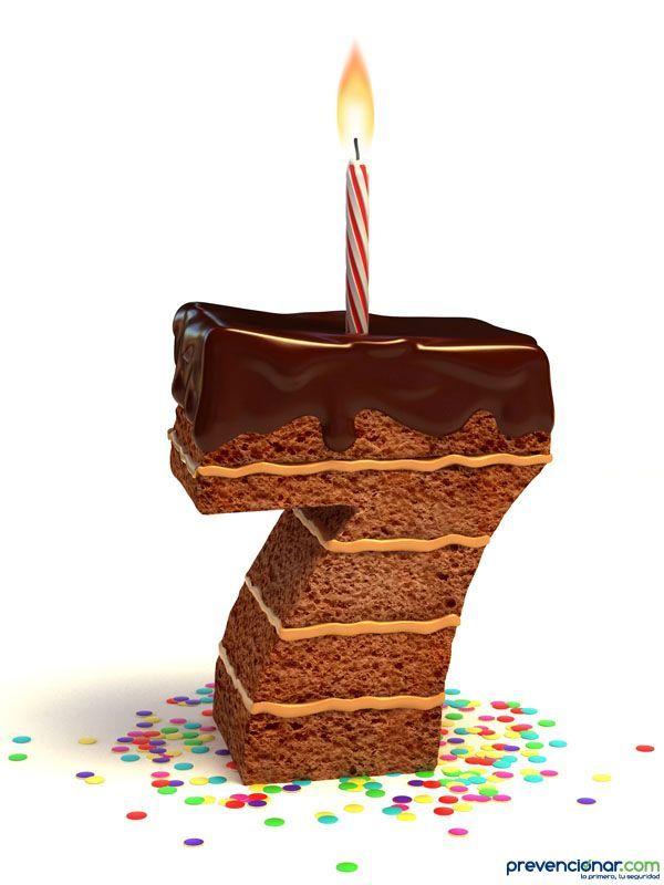 Prevencionar cumple 7 años!!!!