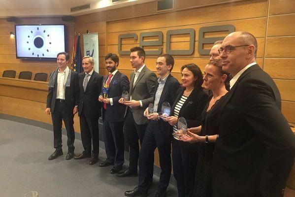 La App Mi Salud de Quirónprevención entre los 6 proyectos innovadores de la 1ª Edición de los Premios Netexplo Change