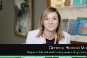 Entrevista a Gemma Huercio en el Congreso Prevencionar 2017