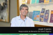 Entrevista a José Carrón en el Congreso Prevencionar