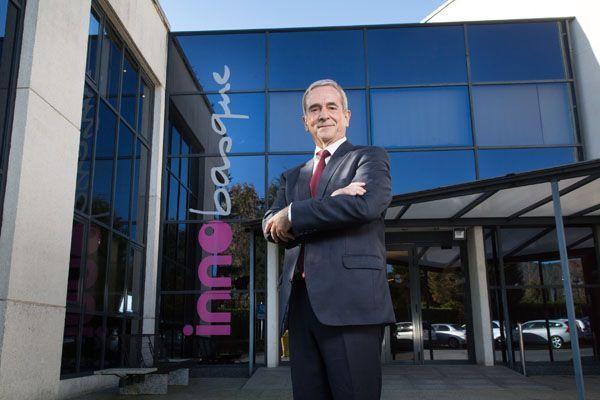 Manuel Salaverria, nuevo presiente de Innobasque - Agencia Vasca de la Innovación