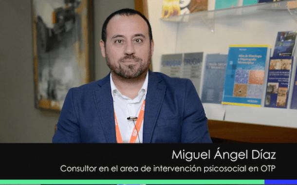 Entrevista a Miguel Angel Diaz en el Congreso Prevencionar
