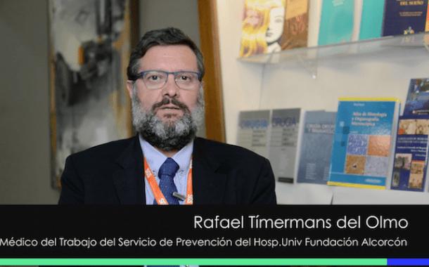 Entrevista a Rafael Timmermans en el Congreso Prevencionar