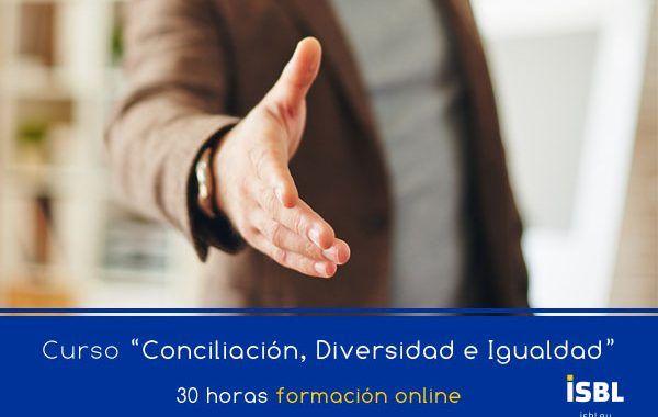 Curso OnLine: Conciliación, Diversidad e Igualdad