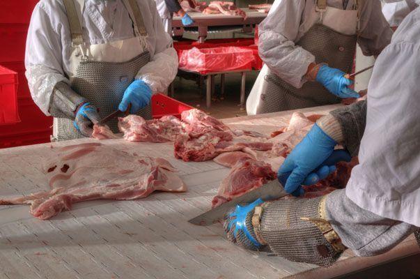 Guía de PRL en limpieza y desinfección para industrias alimentarias