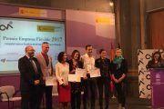 Aon recibe el Premio Empresa Flexible 2017 nacional en la categoría de Gran Empresa