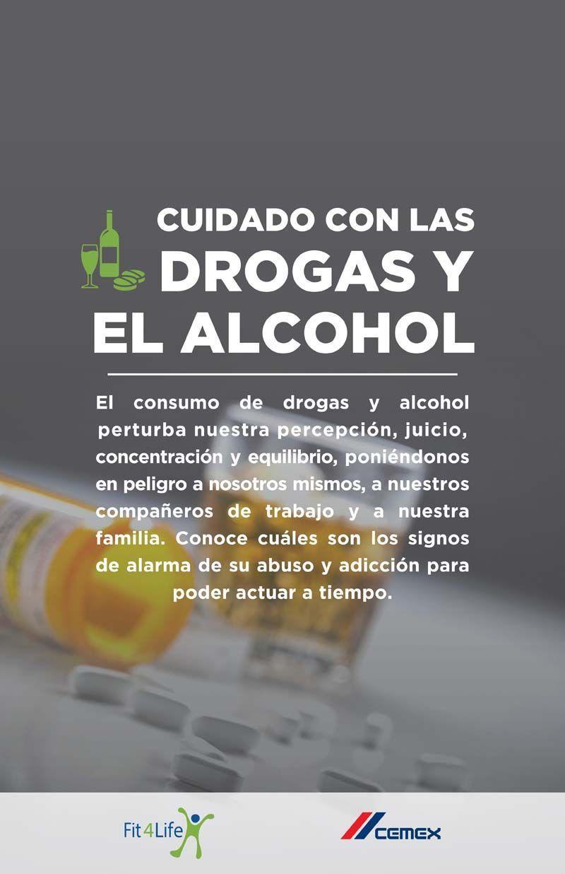 La prevención en el consumo de DROGAS Y ALCOHOL, cierra la CAMPAÑA VIDA SALUDABLE CEMEX 2017