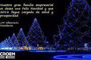 Nuestra gran familia empresarial os desea Feliz Navidad