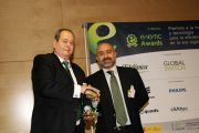 Otro reto conseguido de Fraternidad-Muprespa, premio enerTIC por su eficiencia energética