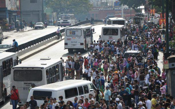 Crisis Venezolana Atenta contra la Seguridad Vial