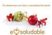 ¡Te deseamos una feliz y saludable Navidad!