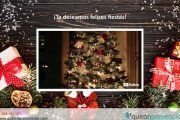 Desde Quirónprevención  os desean lo mejor para esta Navidad , ¡Feliz 2018!