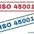 """ISO 45001: 2018 """"Sistemas de Gestión de la Seguridad y Salud en el Trabajo"""""""