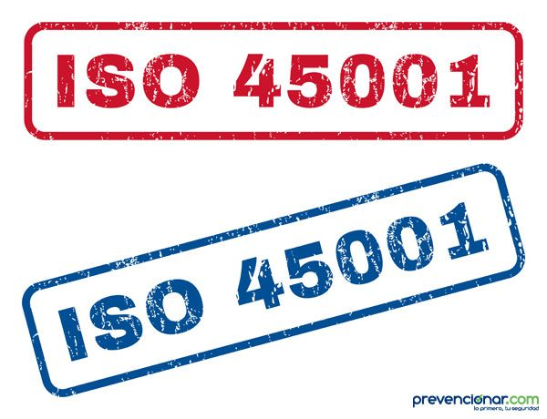 Aprobada la Nueva Norma ISO 45001: 2018