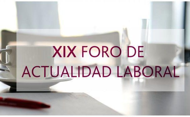 Egarsat celebra la 19ª edición del Foro de Actualidad Laboral