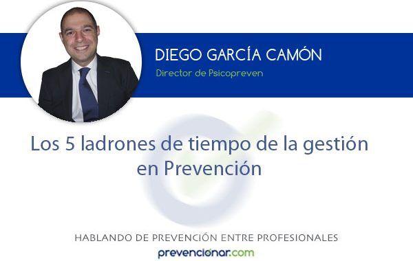 Los 5 ladrones de tiempo de la Gestión en Prevención