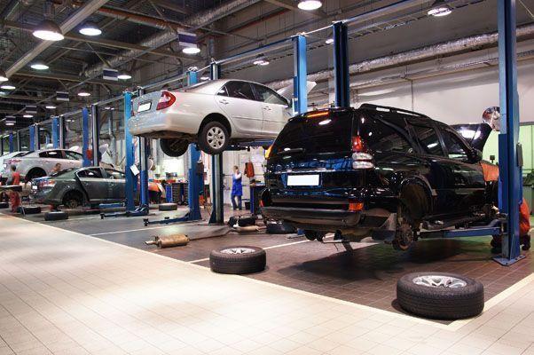 PrevenConsejo: Elevadores de vehículos