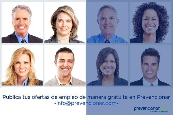 Empleo en Prevencionar: Técnico/a Superior PRL para Servicio de Prevención Propio #Barcelona